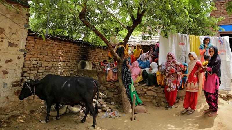 Cow-slaughter conspiracy claims life of two in India