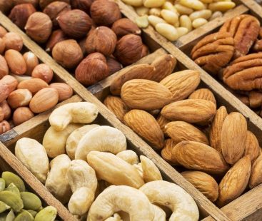 Snacking on winter blessings: Dry Fruits!