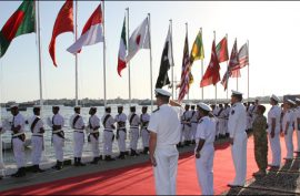 Pakistan Navy to conduct maritime 'AMAN Exercise' in 2019