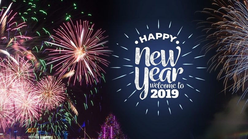 Unfolding another new year; welcoming 2019!