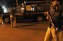 3 suspects arrested during police operation in Karachi