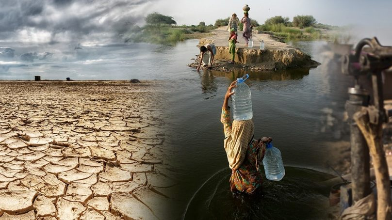 Pakistan on the edge: Running on empty due to water crisis