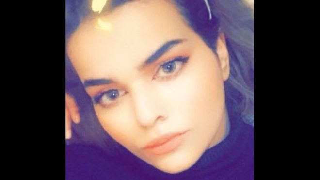 """""""I'm sure they'll kill me"""": the 18-year-old Saudi girl held at the Bangkok airport who flees from her family"""
