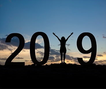 Here are 50 tips to a healthier beginning – Cheers to 2019!