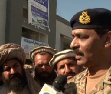 Shops destroyed in Op Zarb-e-Azb will be handed over to rightful owners soon: DG ISPR