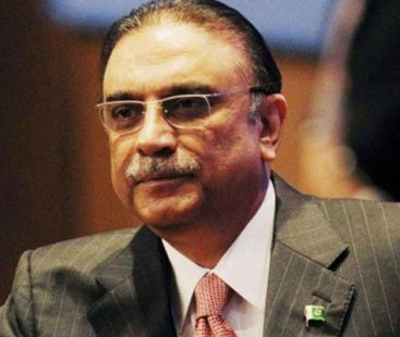 Zardari's disqualification petition not heard in IHC today