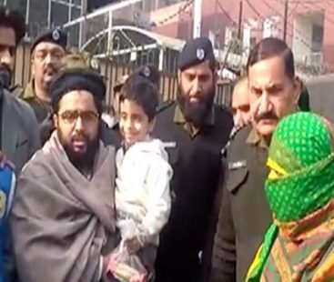 5-year-old minor recovered from Lahore, kidnappers in custody