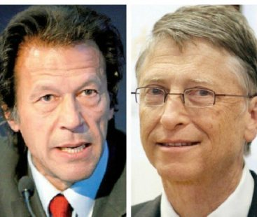 Microsoft founder Bill Gates writes a letter to Pakistan's PM Imran Khan