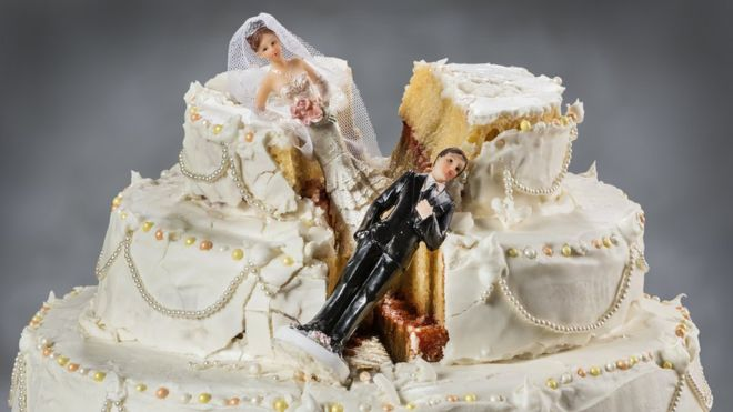The first working Monday of the year is when most people think about divorce!