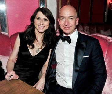 World's richest divorce? Amazon founder Jeff and wife MacKenzie to part ways