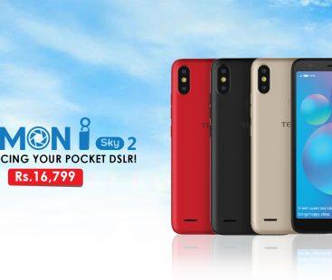 TECNO CAMON i Sky2: First Budget Smartphone With 3 Ai Cameras