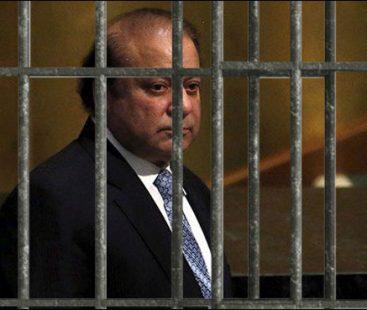 Former PM Nawaz Sharif cleans his jail quarter at Kot Lakhpat prison himself