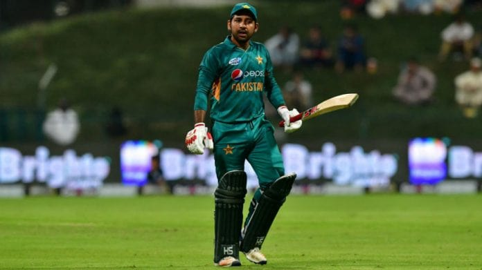 PCB expresses disappointment over Sarfaraz's suspension