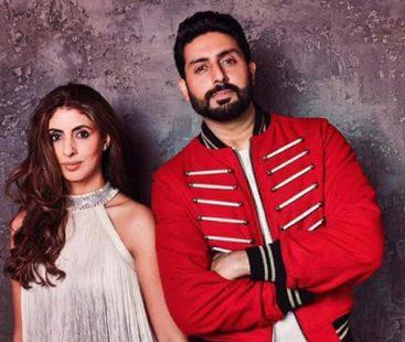 Abhishek and Shweta Bachan reveal love and hate emotions for Aishwarya