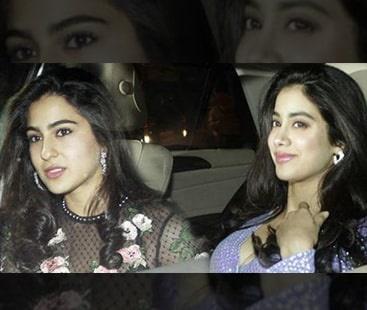 Who's next: Sara Ali Khan or Jhanvi Kapoor?