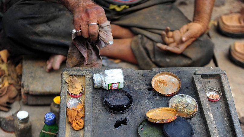 The last talented shoemakers of Rawalpindi