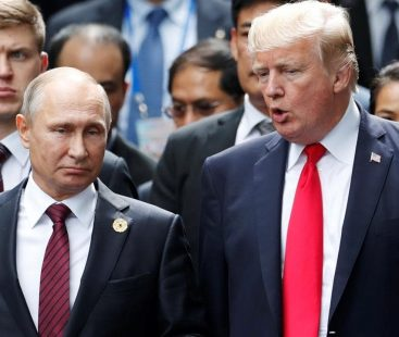 Did Trump work as a secret agent in the service of Russia?
