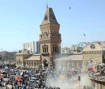 CM Sindh Murad Ali Shah outlines plans for Empress Market to restore its glory