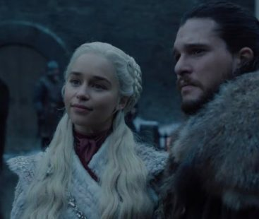 Sneak peek at the final season of the 'Game of Thrones'