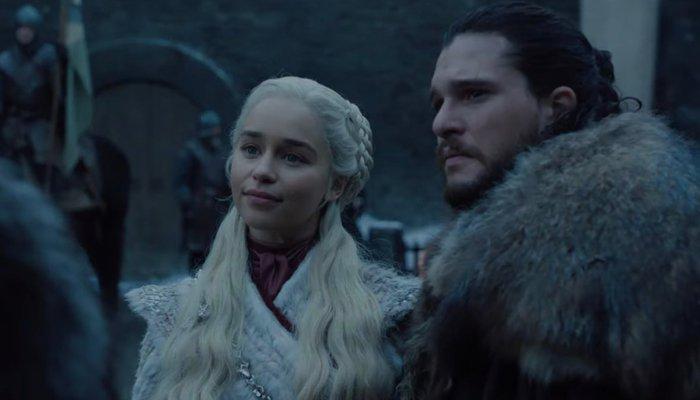 Sneak peek at the final season of the 'Game of Thrones'