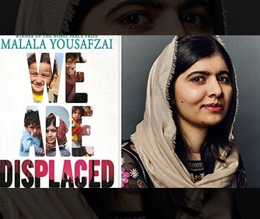 Malala's new release sheds light on 'refugees'
