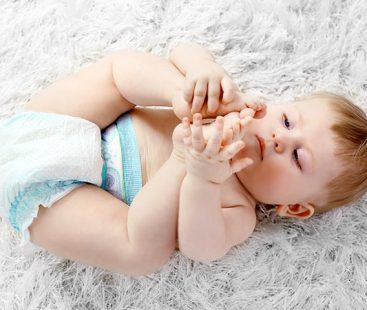 Study reveals toxic substances have been found in babies nappies