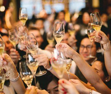 Sneak peek at how celebrities celebrated New Year's Eve