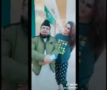 Mufti Abdul Qavi is back in the news again for his latest Tik Tok video