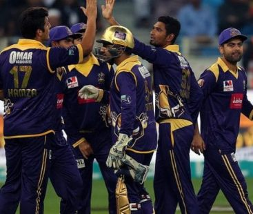 Quetta Gladiators equation with PSL 4