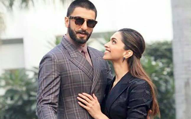 """""""Deepika is Gharelu and I love it"""", says Ranveer"""