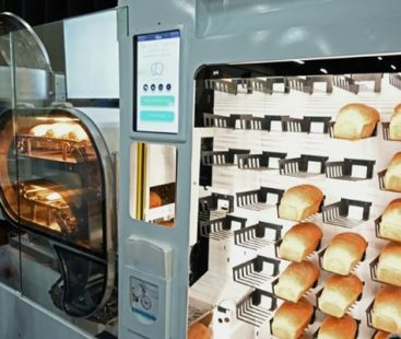 Robot breadmakers – The new big thing?