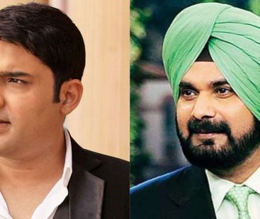 Kapil Sharma under fire for supporting Sidhu after Pulwama Attack
