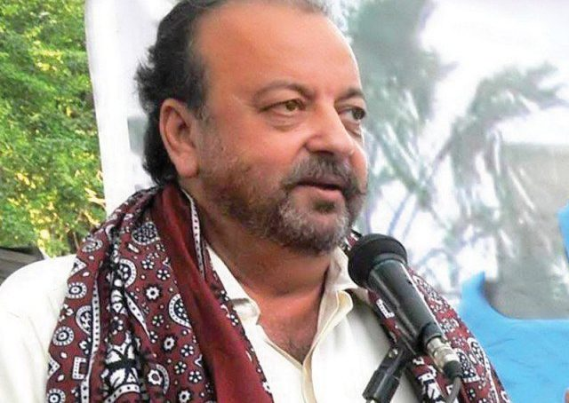 Speaker Sindh Assembly Agha Siraj Durrani taken into custody by NAB