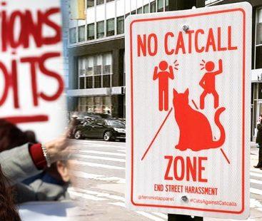 Catcall: A wry twist