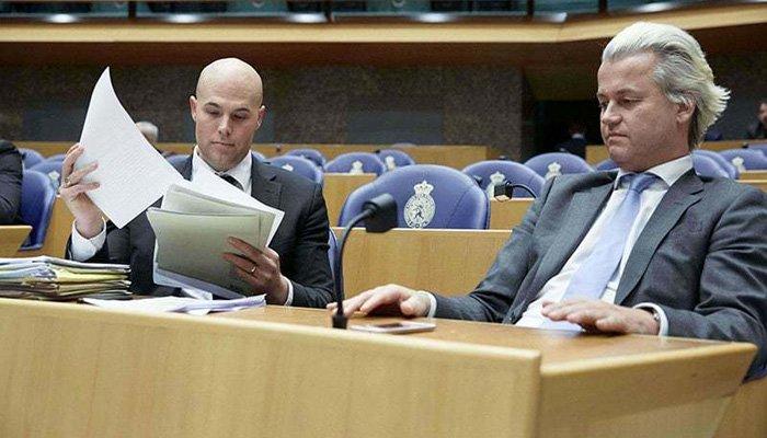Former anti-Islam Dutch MP Geert Wilders embraces Islam