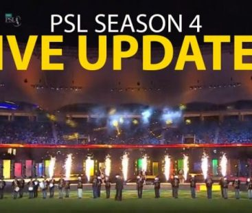 PSL 4 showcases a heart-throbbing opening ceremony