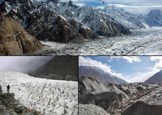 Protecting Pakistan's natural heritage: Diminishing water supply and melting glaciers