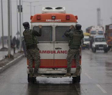 India blames Pakistan in the deadly Pulwama attack