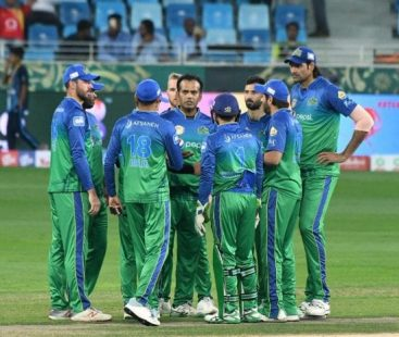 PSL 4: Sultans defeat United by 4 wickets for the second time