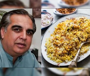 It's official! Pakistanis await the 'Biryani festival'