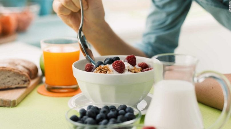 Breakfast and weight-loss: A calorie is a calorie after all