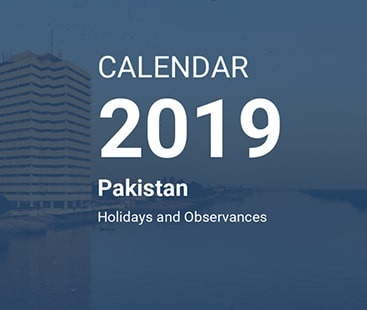Government announces list of public holidays for 2019's calendar