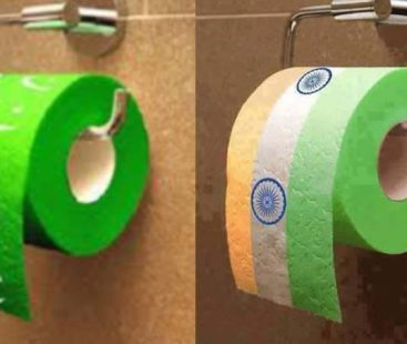 Flag-toilet paper controversy: Google search hacked, 'best toilet paper' results show Pakistan's national flag in response to Pulwama attack