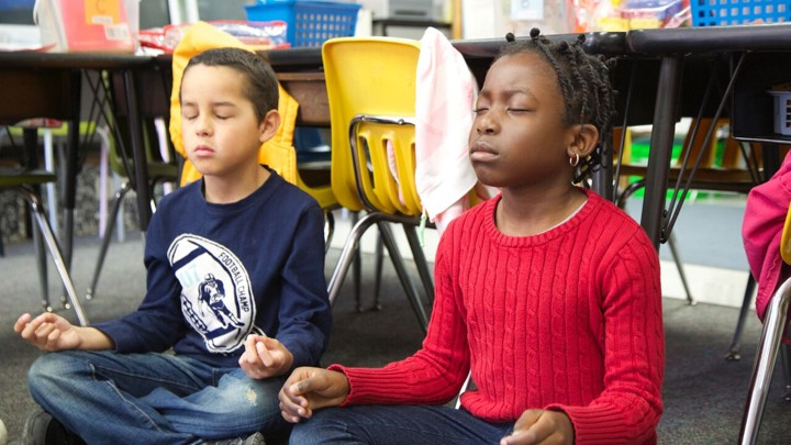 UK schools have a new subject: Mindfulness