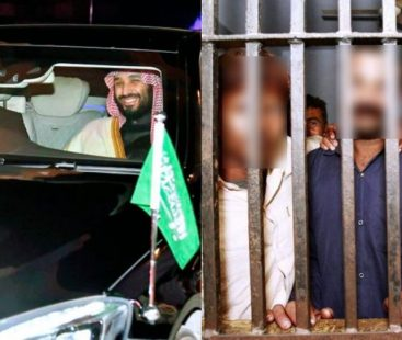Pakistani prisoners rejoice as Saudi Prince orders immediate release