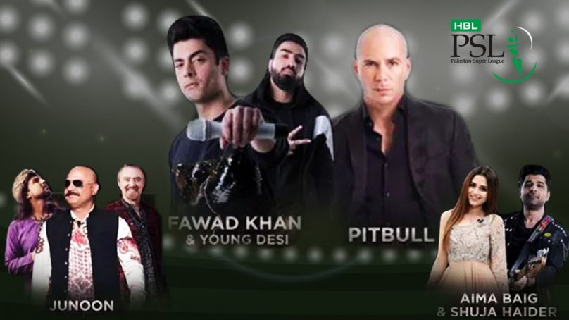 Pitbull stirs excitement ahead of PSL