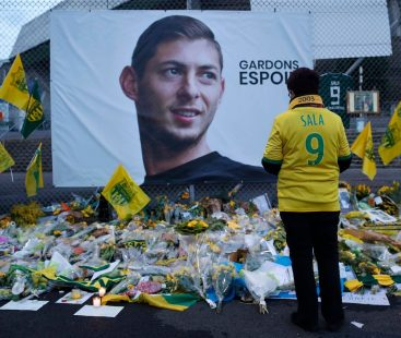 Footballer Emiliano Sala's plane found, hopes of finding him alive faded