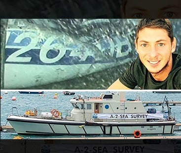 Body recovered from wreckage of plane carrying footballer Sala, identity not disclosed