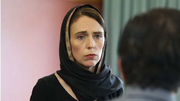 Jacinda Ardern, the popular prime minister celebrated for her leadership and compassion after the attack in Christchurch