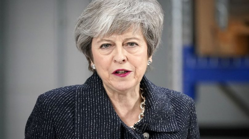 Brexit: the British Parliament rejects an exit from the European Union without prior agreement